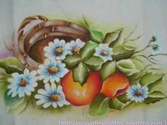 Dida Artesanatos - Pintura em Tecidos