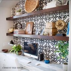 Cement Tile Shop - Encaustic Cement Tile Atlanta