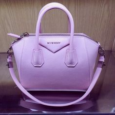 Lavender Givenchy Bag