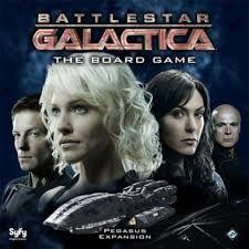 Battlestar Galactica Pegasus -uitbreiding