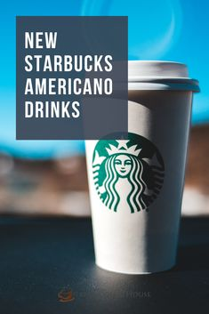 Did you try an Americano from Starbucks and now are looking for more? Perhaps you want to broaden your coffee horizons and try something new. Here is what you need to know about the coffee and a list of all the Americano drinks at Starbucks. An Americano is a means of drinking espresso without any of the strength of a straight shot. #coffee Coffee Cream, Coffee Type, Black Coffee, Espresso Drinks, Coffee Drinks, Hazelnut Coffee Recipe, Barista Recipe, Cinnamon Dolce Syrup, Types Of Coffee Beans
