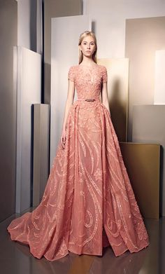 Elegance And Brilliance Through New Ziad Nakad Summer 2016 Dress Collection