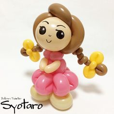 Pin Decor - Just another WordPress site Princess Balloons, Disney Balloons, Balloon Flowers, Red Balloon, Balloon Centerpieces, Balloon Decorations, Baloon Art, Twisting Balloons, Balloons And More
