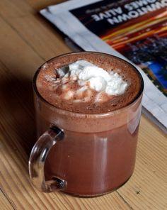 Best Starbucks drink ever! Espresso Truffle Latte