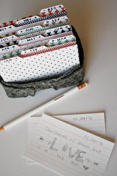 printable-calendar-journal. a great idea for keeping a daily journal/memory keeper of kids.
