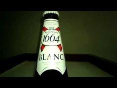 Blanc, Biere Blanche, Wheat Beer, Kronenbourg 1664