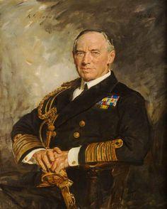 Admiral of the Fleet Lord Chatfield, PC, GCB, QM, KCMG, CVO, DCL Oxon, LLD Camb, DL (1873–1967)