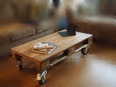 stolik z palet meble epal