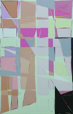 Mette Winckelmann - Flesh Out, 2004, acrylic on canvas