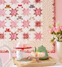 American Patchwork & Quilting - Cronologia