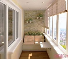 Balkon Dekorasyonu 10