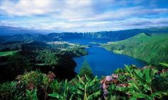 The Azores, Islands of Portugal