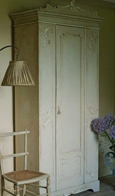 Armoire-love this color
