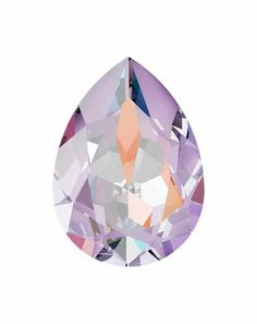 Swarovski New Collection 2019 :  THE POWER OF EMOTIONS: SPRING/SUMMER 2020  Lavender DeLite Pear-Shaped Fancy Stone 4320 Swarovski Crystal  It's All About Emotion  The mood for Spring/Summer 2020 is reflected in four new trends: - The Serenity of Being; - The Joy of Expression; - The Surprise of the Unexpected; - The Excitement of Creativity Royal Green, White Opal, Rose Water, Pear Shaped, Serenity, Swarovski Crystals, Lavender, Creativity, Spring Summer