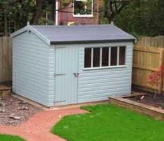 Garden Sheds John Lewis georgian style garden shed at crane sheds and summerhouses we