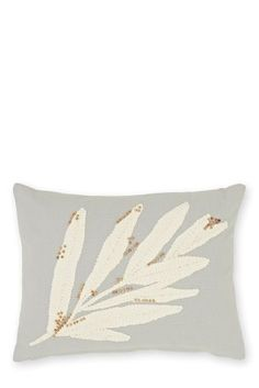 Buy Leaf Cushion from the Next UK online shop Latest Fashion For Women, Mens Fashion, King Bedding Sets, Apartment Living, Living Room, Beautiful Bedrooms, Next Uk, Home Bedroom, Uk Online