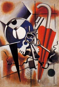 Leger Fernand:  Composition with Compass