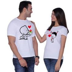 4e35ce1d110c9 Baby Couple Love - Matching Couple T-shirts - from pepperClub