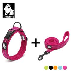 Truelove Easy On Pet Dog Collar And Leash Set Nylon Adjustabele Collar Dog Train… Truelove Easy On Haustier Hundehalsband und Leine Set Nylon Adjustabele Halsband Hundeleine Reflektierende Heimtierbedarf Dropshipping Nylons, Types Of Dogs, Collar And Leash, Animals Of The World, Types Of Collars, Dog Leash, Dog Accessories, True Love, Dog Training