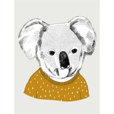 A3 #Poster #koala fr