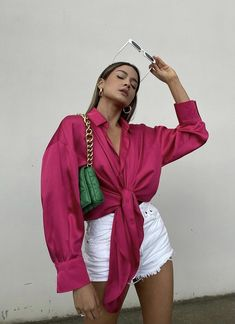 New Outfits, Stylish Outfits, Spring Outfits, Fashion Outfits, Womens Fashion, Traje Casual, Colourful Outfits, Look Fashion, Aesthetic Clothes