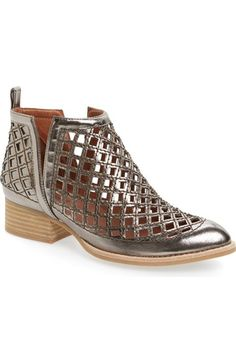 Jeffrey Campbell 'Taggart' Cutout Bootie (Women) available at #Nordstrom