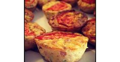 Recipe Mini Muffin Quiches by Skinnymixer, learn to make this recipe easily in your kitchen machine and discover other Thermomix recipes in Baking - savoury.