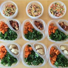 20 Healthy Meal Prep Photos That Will Inspire You to Eat Better | Men's Health
