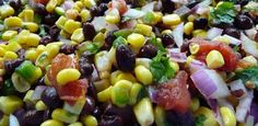 Black Bean Salad Recipes Easy is One Of Favorite Salad Recipes Of Numerous Persons Across the World. Besides Simple to Create and Great Taste, This Black Bean Salad Recipes Easy Also Healthy Indeed. Marijuana Recipes, Cannabis Edibles, Corn Salad Recipes, Corn Salads, Black Bean Salad Recipe, Salad Dishes, Fruits And Veggies, Food Processor Recipes, Easy Meals