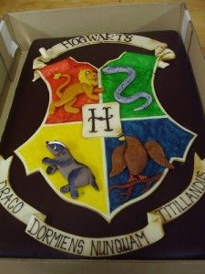 Image detail for -Harry Potter Cakes and Birthday Cakes - Cake Decorating Community ...