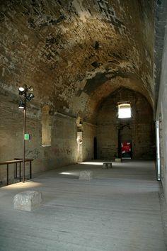 Templar Castle of Gardeny, in Lérida, Spain