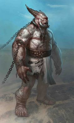 Polyphemus from God of War: Ascension