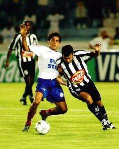 Daniel Alves (EC Bahia), EC Bahia vs Santos, 2002