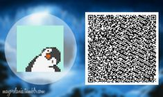 "mayorslania: ""A penguin flag requested by a nice person on Facebook """