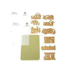 Shop Anna Griffin® Mix & Match Holiday Emboss Folders & Dies, read customer reviews and more at HSN.com.