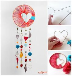 30 Beautiful Dream Catcher DIY Ideas and Tutorials