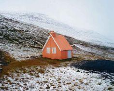 Cabin in Eskifjörður, Iceland | Chris Rhodes