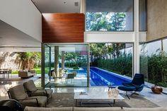 008 mg residence reinach mendona arquitetos associados MG Residence by Reinach Mendonça Arquitetos Associados