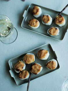 まったりとした食感が溶けあう一品。|『ELLE a table』はおしゃれで簡単なレシピが満載!