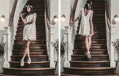 Laure de Sagazan - Robes  civiles | Modèle: Robe Prévert | Crédits: Laurent Nivalle | Donne-moi ta main - Blog mariage