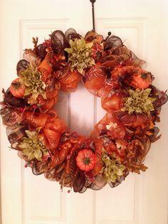 My 1st wreath