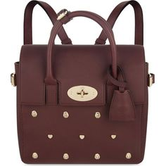 MULBERRY Mini Cara Delevingne bag (2,475 CAD) ❤ liked on Polyvore featuring bags, handbags, oxblood, red handbags, red heart purse, oxblood purse, mulberry handbags and heart shaped purse