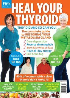 Thyroid Nodules, Hypothyroidism, Metabolism Foods, All You Magazine, Lunch Smoothie, Thyroid Problems, Brain Fog, Take Care Of Yourself