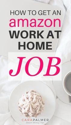 Working from home provides you with the freedom to be able to live wherever you want. Many work from home positions offer benefits as well as good pay. Working For Amazon, Amazon Work From Home, Legit Work From Home, Legitimate Work From Home, Work From Home Tips, Amazon Jobs At Home, Amazon Online Jobs, Make Easy Money, Make Money Blogging