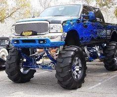 monster ford, dude that rocks