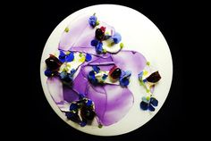 Chefs are exposed Panna Cotta, Chefs, Plate Presentation, Food Decoration, Le Chef, French Food, Molecular Gastronomy, Edible Art, Everyday Food