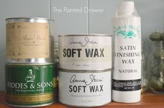 This post is all about waxes and sealers because I get a lot of questions about this. How to apply it, which brand to use, clear vs. dark, etc. I use the following sealers over chalk based paint -...