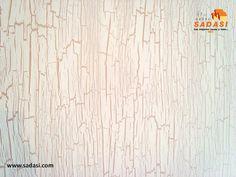 #decoracion LAS MEJORES CASAS DE MÉXICO. El craquelado es un acabado en pintura para las paredes del interior del hogar, el cual logra un efecto rústico o vintage, lo que le dará un toque diferente a su casa, pues consiste en hacer parecer que los muros están cuarteados o agrietados. Le invitamos a ser parte de la experiencia Sadasi, al comprar su hogar en nuestros desarrollos. www.sadasi.com