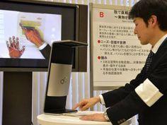 Laboratório japonês transforma mão em mouse