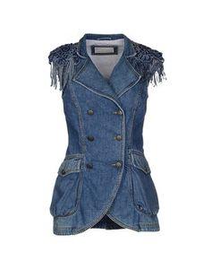 64a444abae1 Scervino Street Denim Jacket - Women Scervino Street Denim Jackets online  on YOOX United States